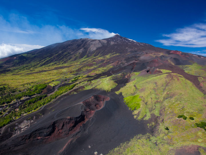 Fly me to …Etna!